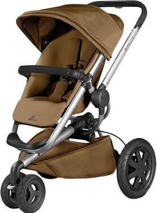 Product: Quinny Buzz 3 Xtra Kinderwagen - Toffee Crush, van het merk Quinny