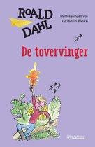 Boek cover De tovervinger van Roald Dahl (Paperback)