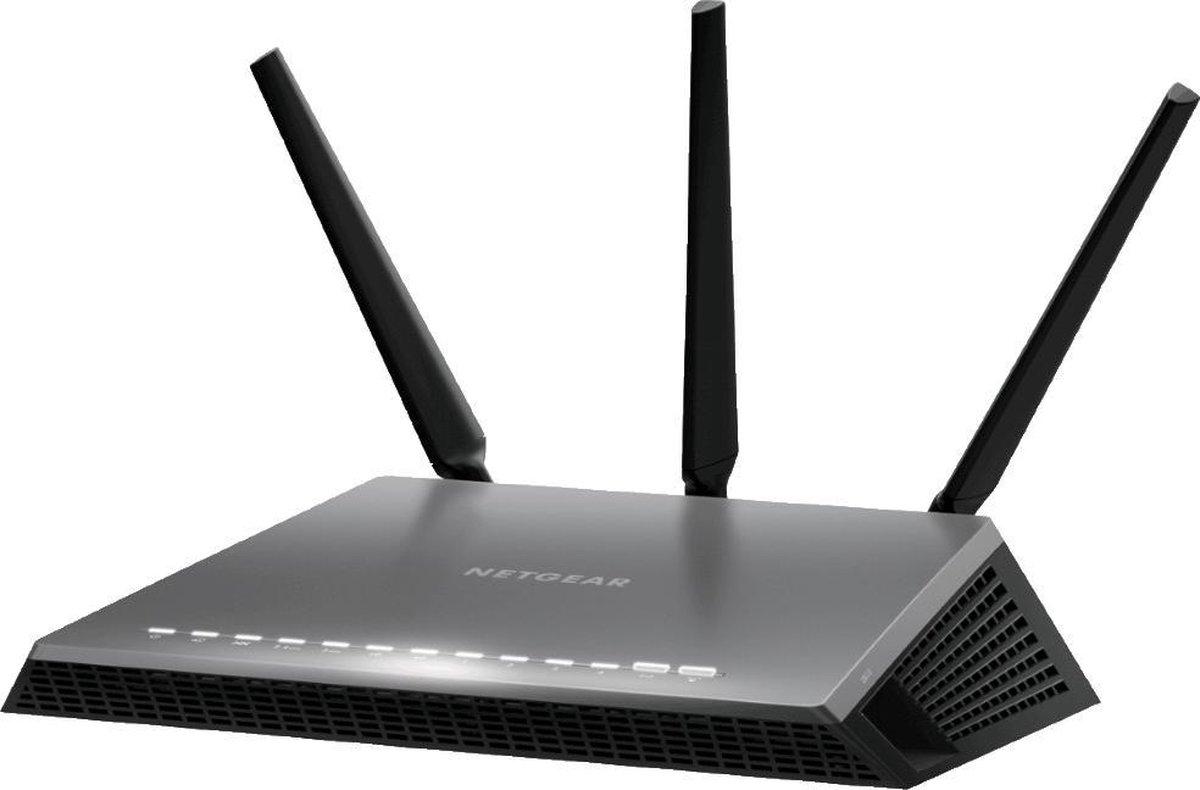 Netgear Nighthawk R6400 - Router - Netgear