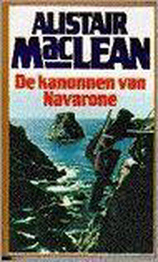 Kanonnen van navarone - Alistair Maclean |