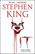 It: The classic book from Stephen King with a new film tie-in cover to IT