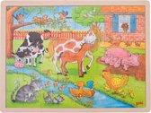 Goki 57745 puzzel Legpuzzel 48 stuk(s)