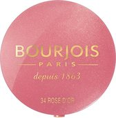 Bourjois Little Round Pot Blush - 34 Pink-Gold