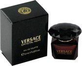 Versace Crystal Noir - 5 ml - eau de toilette miniatuur