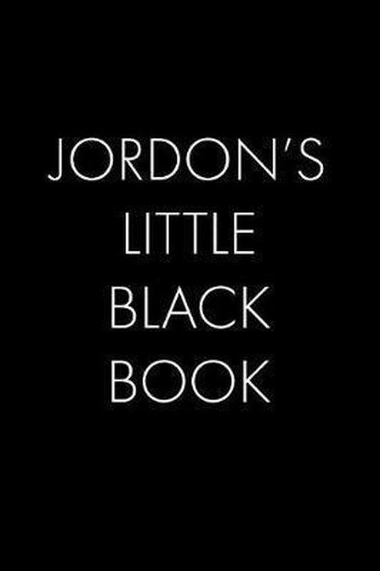 Jordon's Little Black Book