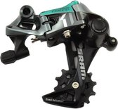Achterderailleur sram force 1 type 21 11 speed medium kooi - ZWART