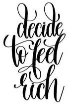 Decide To Feel Rich