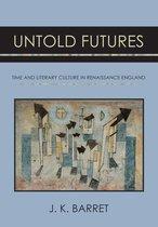 Omslag Untold Futures