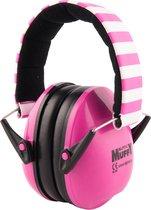 Alpine Muffy Gehoorbescherming Voor Kinderen - SNR 25 dB - Roze