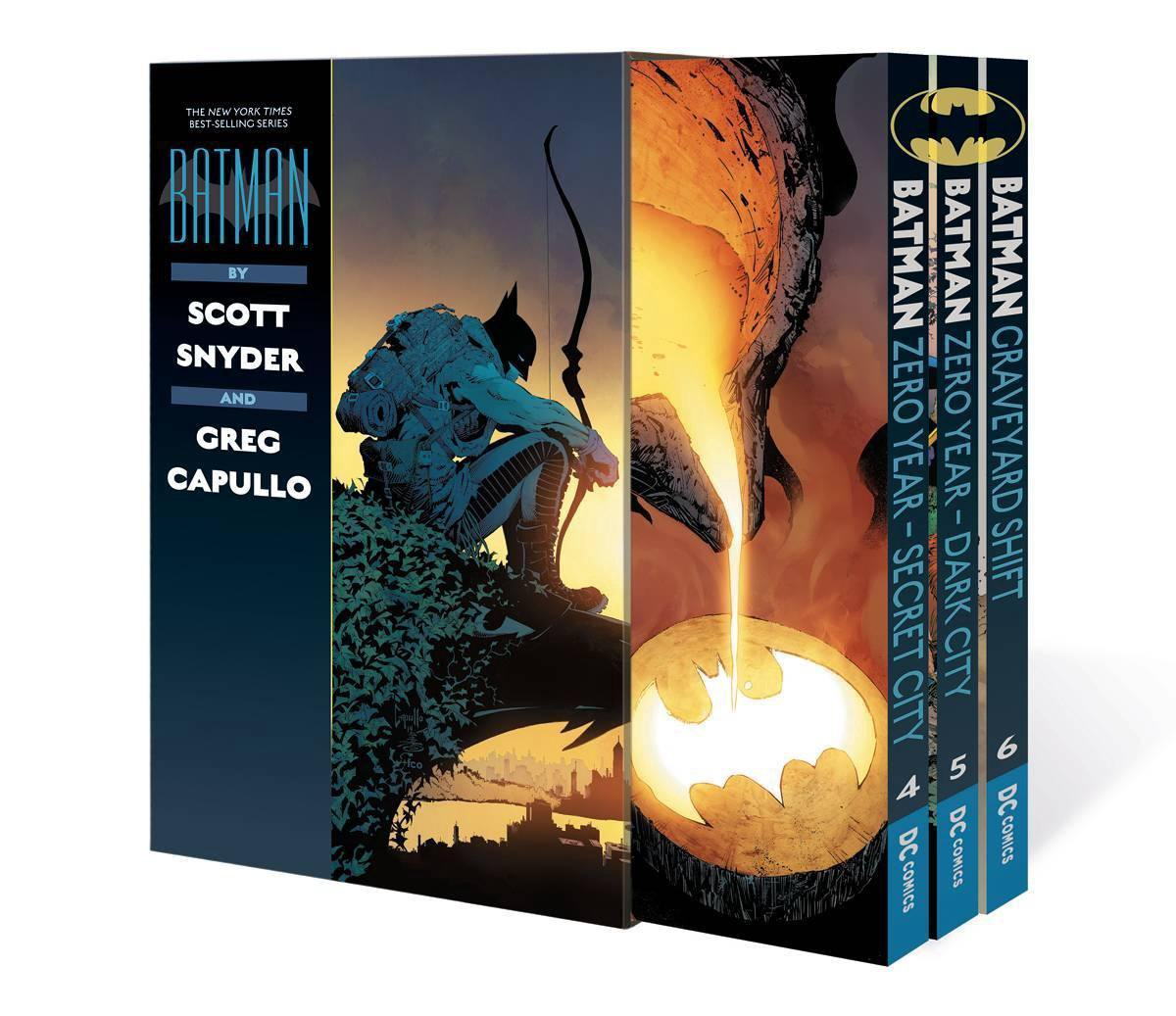 Batman by Scott Snyder & Greg Capullo Box Set 2 - Scott Snyder