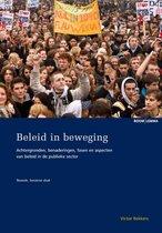 Boek cover Beleid in beweging van Victor Bekkers