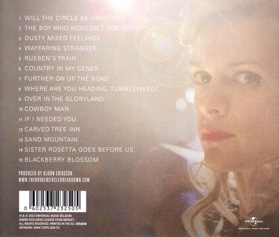 Bol Com The Broken Circle Breakdown Broken Circle Breakdown Bluegrass B Cd Album Muziek