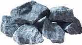 'SaunaPoolcare' Sauna Stenen 20kg (granietstenen kleiner dan 10cm)