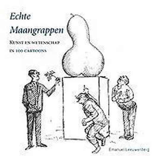 Echte maangrappen - kunst en wetenschap in 100 cartoons - Emanuel Leeuwenberg   Fthsonline.com
