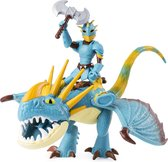 Dragons Draak & Viking Astrid Speelfiguren