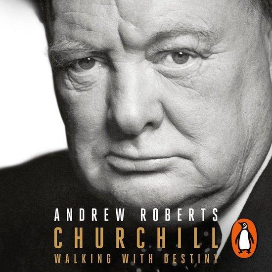 Boek cover Churchill van Andrew Roberts (Onbekend)