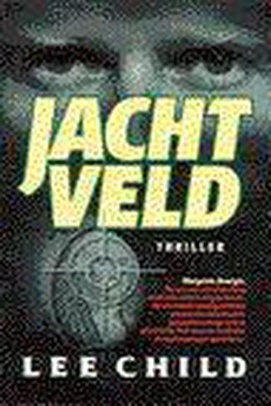 Boekomslag voor Jack Reacher 1 - Jachtveld