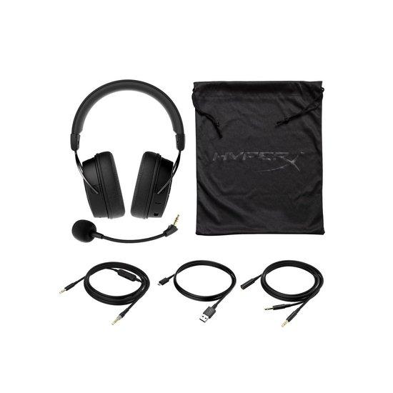 HyperX Cloud MIX Bedraade Gaming Headset + Bluetooth - PC - Zwart