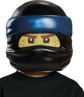 LEGO NINJAGO Jay masker voor kinderen - Verkleedmasker