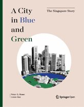 A City in Blue and Green