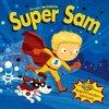 Afbeelding van het spelletje Kinderboeken Rebo Prentenboek - Super Sam. 3+