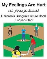 English-Dari My Feelings Are Hurt Children's Bilingual Picture Book