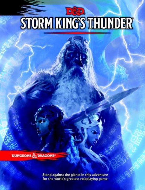 Afbeelding van het spel Storm King's Thunder