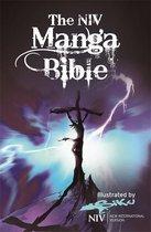NIV Manga Bible Colour Paperback