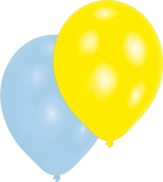 Amscan Ballonnen Pearl Mix 10 Stuks 27,5 Cm