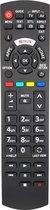 Panasonic afstandsbediening voor alle Panasonic PLASMA |  LCD | LED | SMART televisie's [ TV ]