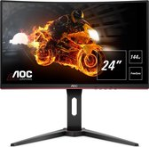 AOC C24G1 - Full HD Curved Gaming Monitor - 144hz - 24 inch