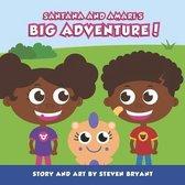 Santana And Amari's Big Adventure!