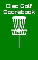 Disc Golf Scorebook