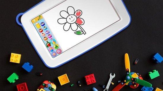 Sponge Smart 2 - Blauw - Kindertablet - 7 inch