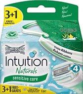 Wilkinson Intuition Sensitive Care Scheermesjes 3.st