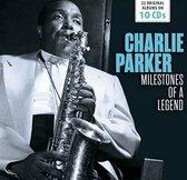 Charlie Parker: 22 Original Albums - Milestones Of