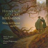 Heinrich & Carl Baermann: Music For Clarinet And P