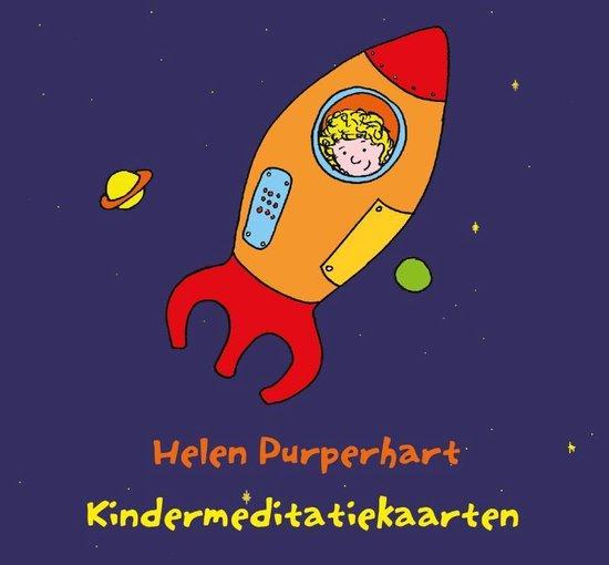 Afbeelding van Planet Happy Helen Purperhart - Kindermeditatiekaarten speelgoed