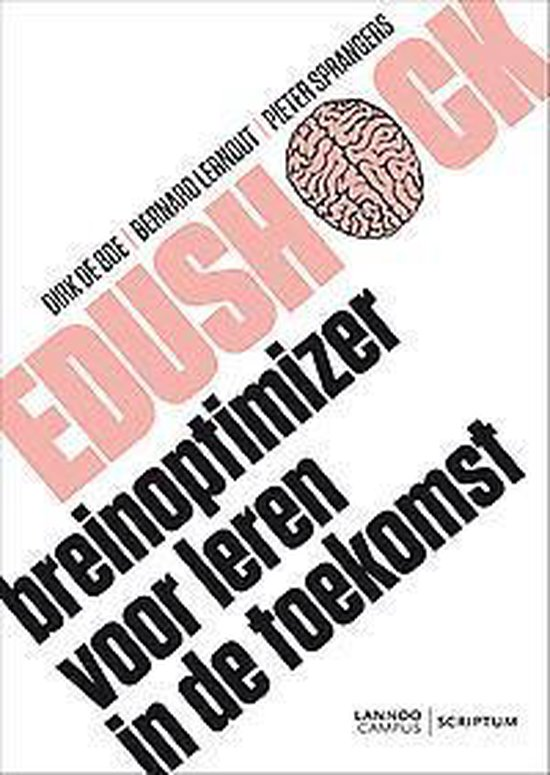 Edushock - Dirk de Boe |
