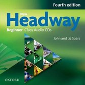 New Headway - Beginner 4th edition class audio cd's 2x