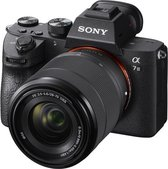 Sony A7 Mark III Body + 28-70mm - Zwart