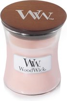 Woodwick Hourglass Mini Geurkaars - Coastal Sunset