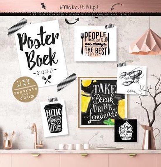 Posterboek - Food - none |