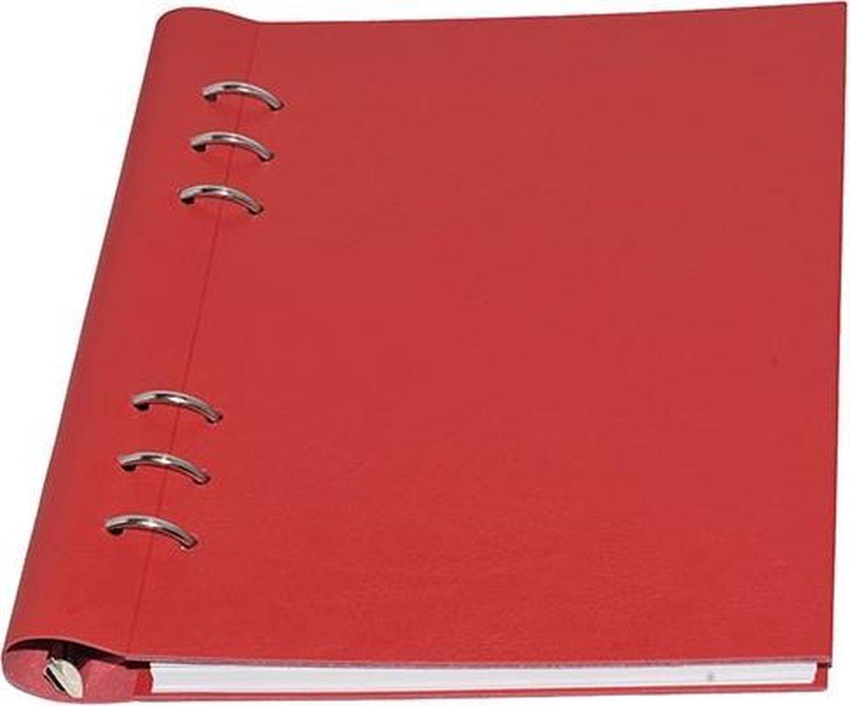 Notitieboek A5 Filofax Personal Classic Poppy