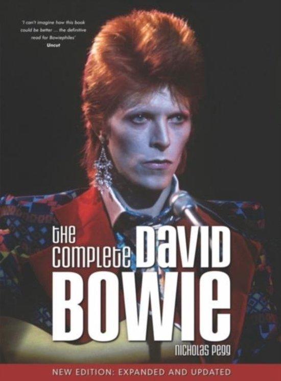 Boek cover Complete David Bowie van Nicholas Pegg (Onbekend)