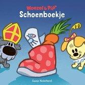 Boek cover Woezel & Pip  -   Schoenboekje van Guusje Nederhorst