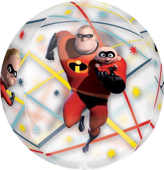 The Incredibles Helium Ballon Bal 40cm leeg