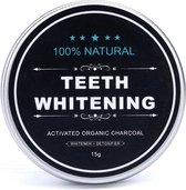 CHARCOAL Houtskool Tandpasta | Charcoal Teeth Whitening | Tandenbleker