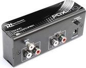 Phono voorversterker - Power Dynamics - PDX010 - Phono voorversterker - stereo - met RIAA correctie