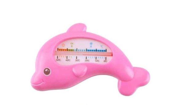 Baby bad thermometer (warmtegevoelig babyvoedingslepel cadeau) - Badthermometer -  water temperatuur meter - thermometer voor in bad - Kraamcadeau